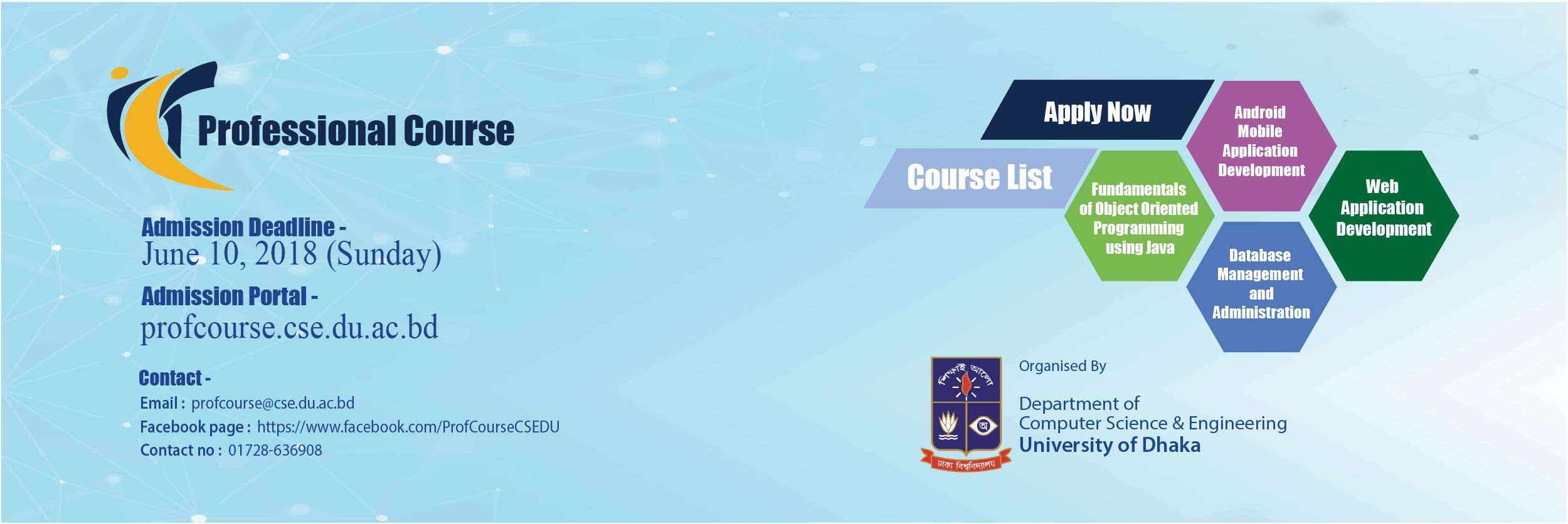 ICT Professional Course | CSEDU