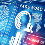 (©James Thew - Fotolia/stock.adobe.com)  Online Security Technology background